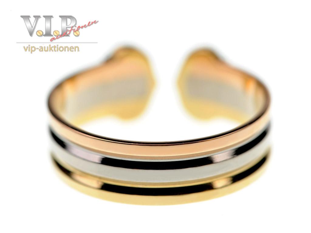 Cartier Double C Ring Ebay