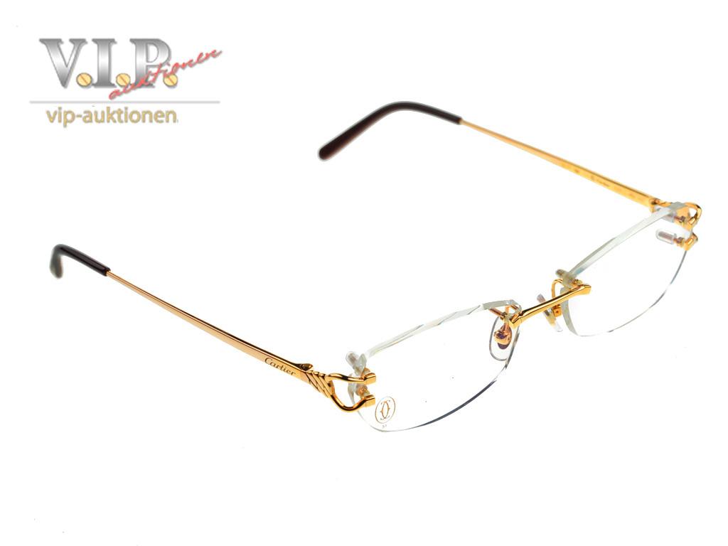 Berühmt Cartier Brillenfassungen Ideen - Rahmen Ideen ...