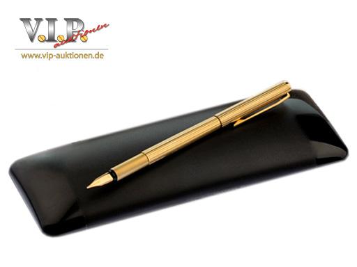 montblanc noblesse slimline f 220 ller f 220 llfederhalter pen stylo plume ebay
