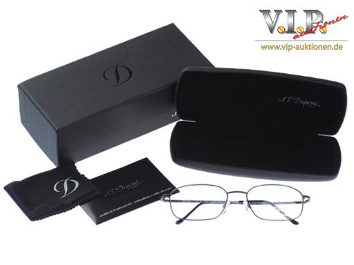 st dupont avance lunette brille brillenfassung glasses. Black Bedroom Furniture Sets. Home Design Ideas