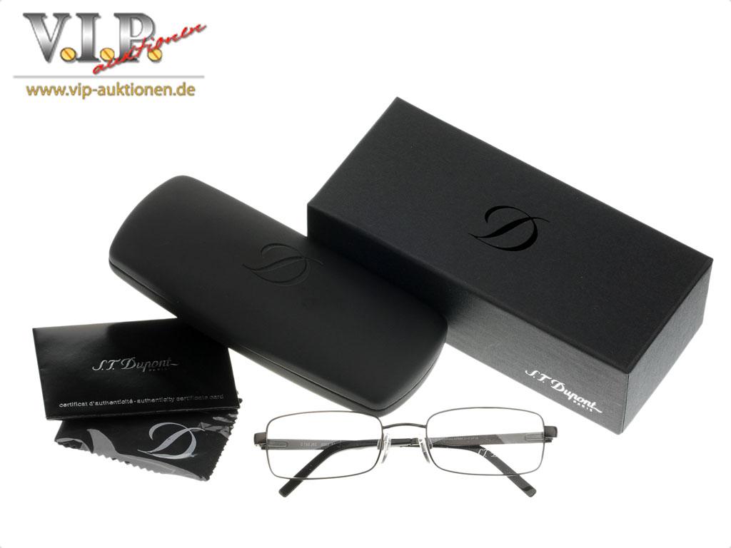 st dupont lunette brille sonnenbrille eyeglasses. Black Bedroom Furniture Sets. Home Design Ideas