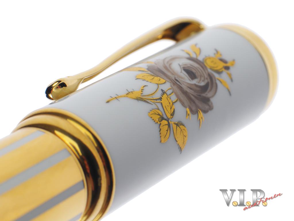 Montblanc Limited Edition 4810 Marquise De Pompadour Fountain Pen